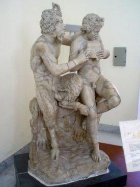 Pan Dieu Grec Des Bergers